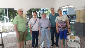 Visita ao Clube Numismático e Filatélico Cearense!
