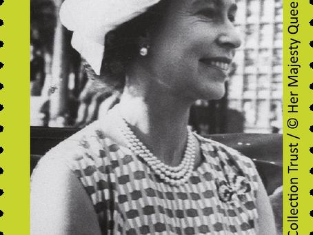 Série Rel. Dip.: Brasil – Reino Unido 1968 – Lembrança da visita ao Brasil da Rainha Elizabeth II