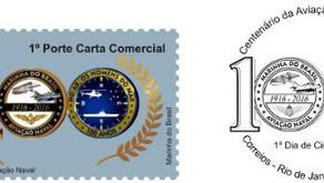 Lançamento: CENTENÁRIO DA AVIAÇÃO NAVAL BRASILEIRA
