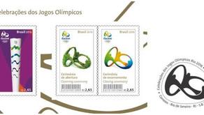 Lançamento: Celebrações dos Jogos Olímpicos e Paralímpicos Rio 2016