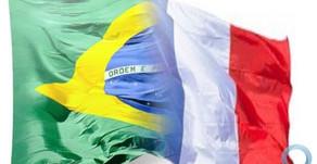 O início das relações postais entre o Brasil e a França