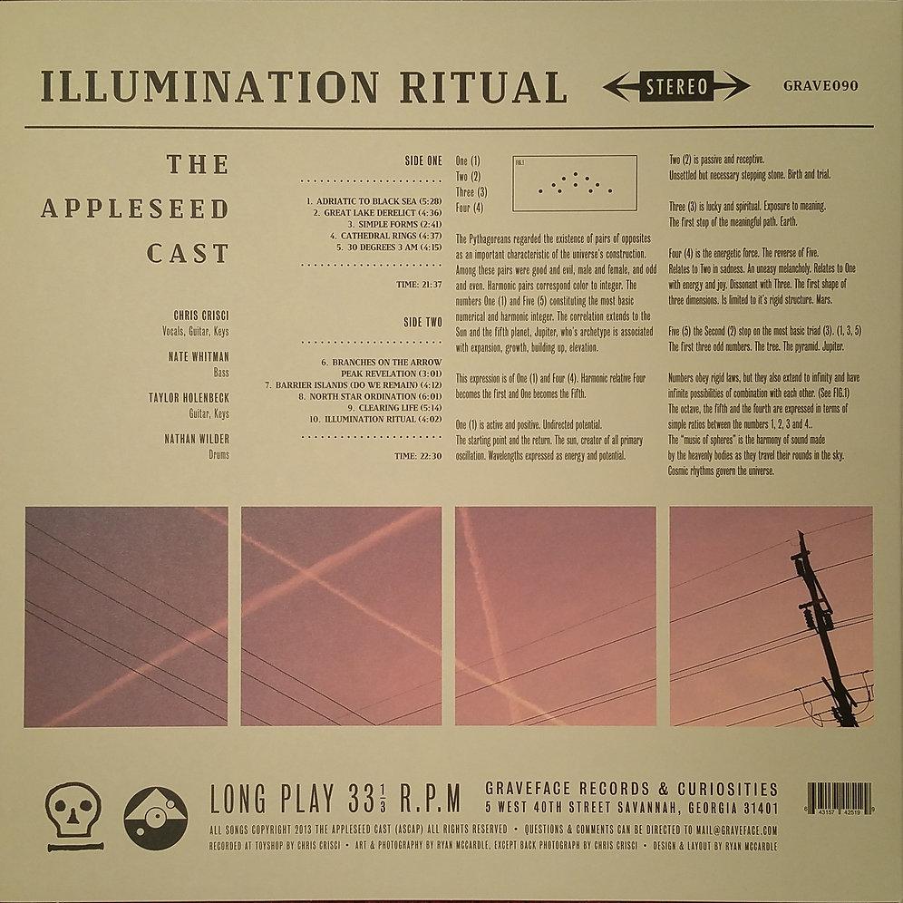 Illumination Ritual - Vinyl LP