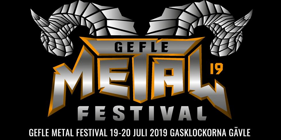 Gefle Metal Festival 2019