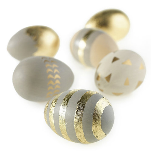 Gilded Egg Collection