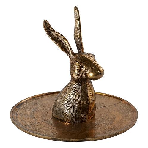 Halcyon Hare Platter