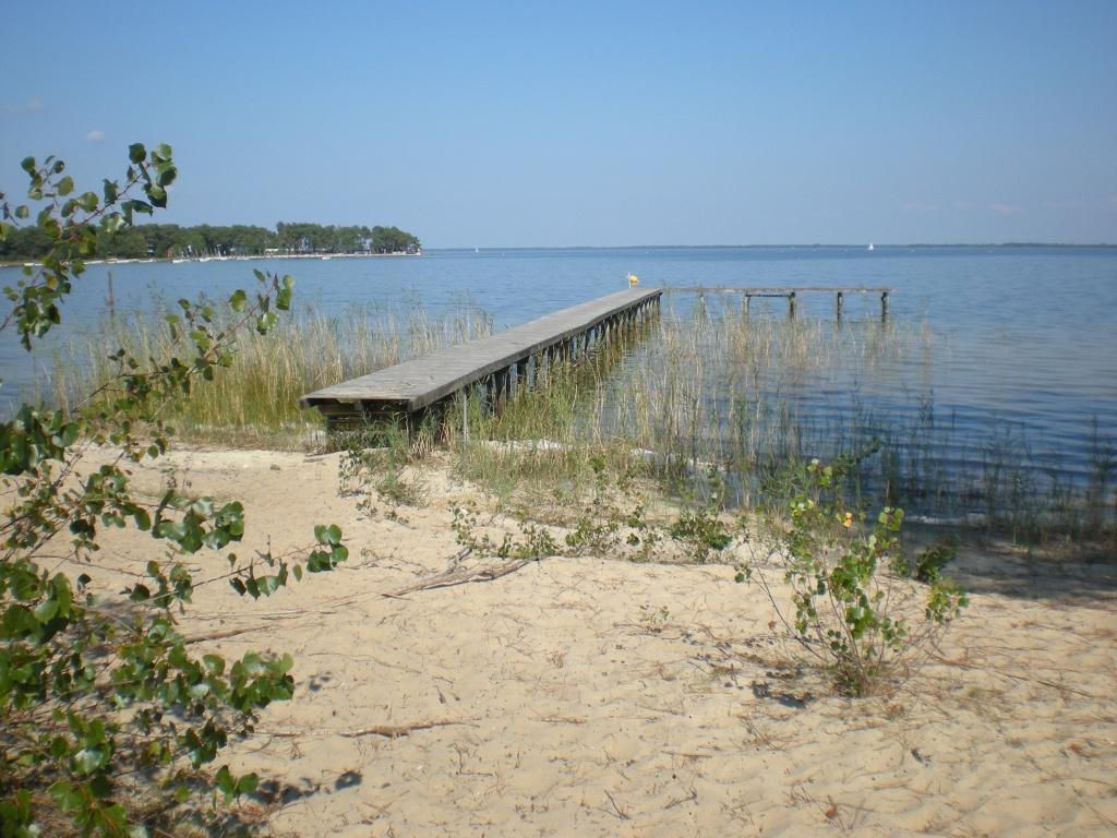 le lac de Hourtin Carcans