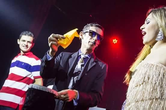 magico rabisco show