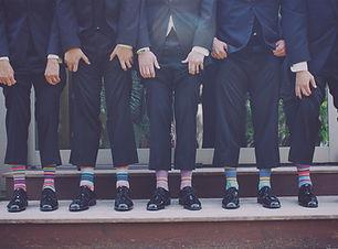 Vintage-Socken
