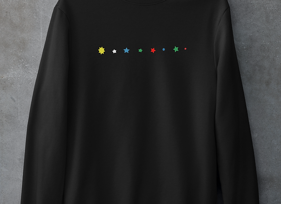 Star Sweatshirt - adult