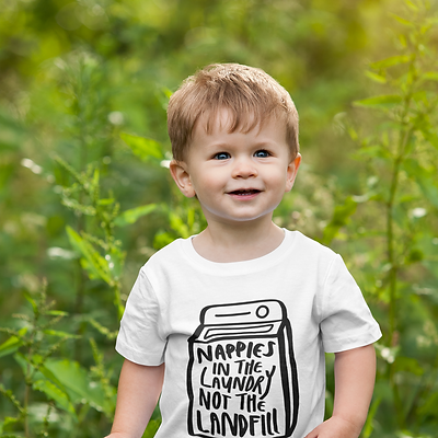 mockup-of-a-toddler-wearing-a-t-shirt-an
