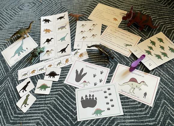 Dinosaur learning set Preschool