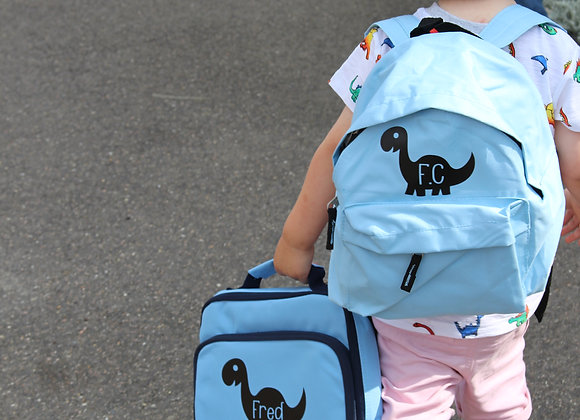 Toddler Bag and Lunch Bag set