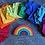 Thumbnail: Rainbow t-shirt set
