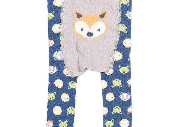 Fox knit Kite leggings