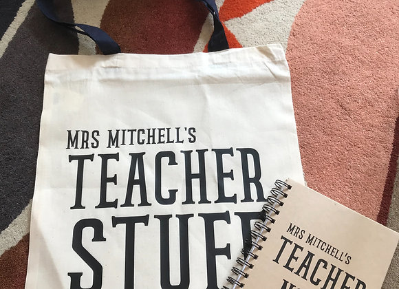 Teacher /TA gift Set