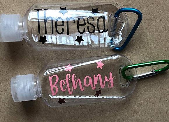 Hand Sanitiser bottles - Posted