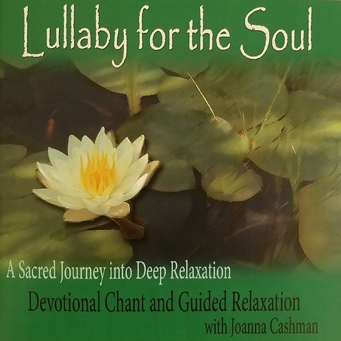 Lullaby for the Soul Audio Recording