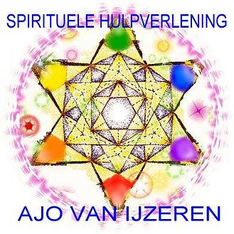 Spirituele hulpverlening Ajo van IJzeren