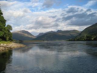 Het Schotse licht