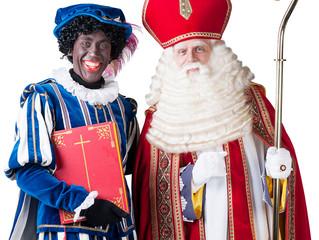 Waarom Sint Nicolaas wit is en zwarte Piet zwart