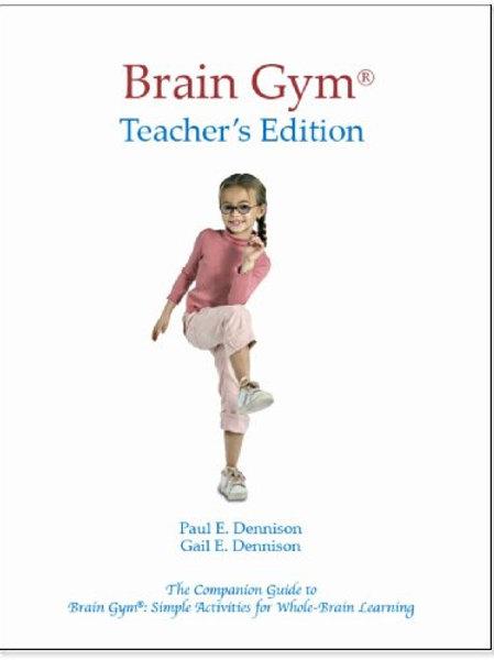 Brain Gym Teacher's Edition