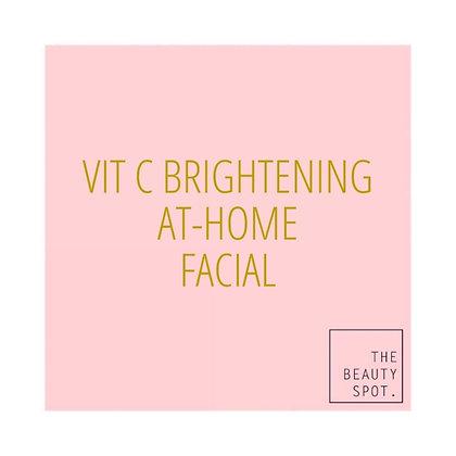Vitamin C Brightening Facial