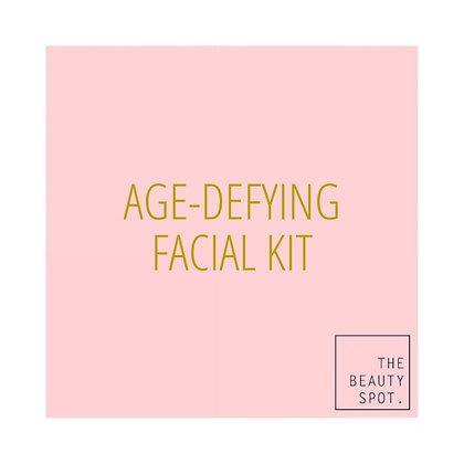 Age-Defying Facial Kit