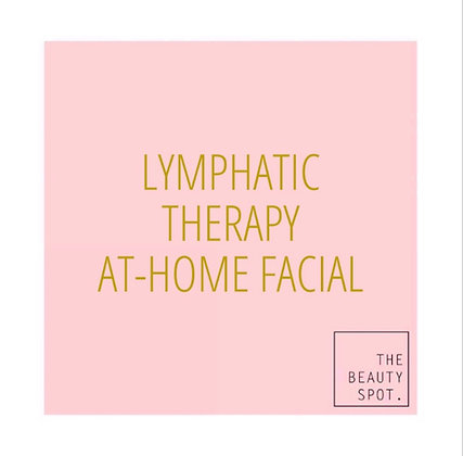Lymphatic Therapy Facial