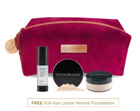 Youngblood Complexion Essentials Kit