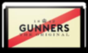 Gunners Bar Runner