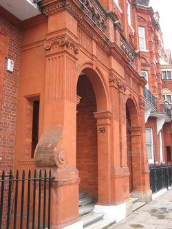 Cadogan Square, Chelsea