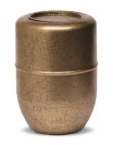 Urna de cenizas - Acero inox Pintada Oro