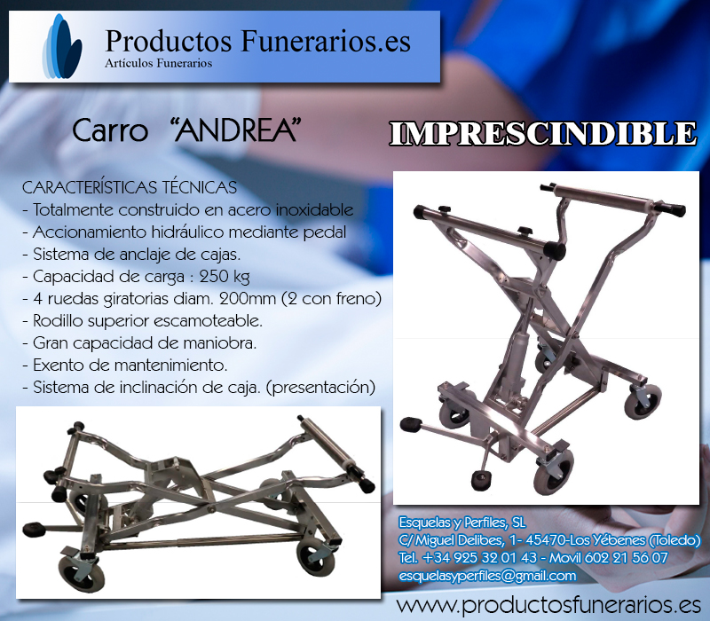 Carro Andrea - Imprescindible