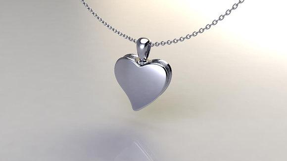 Corazón liso