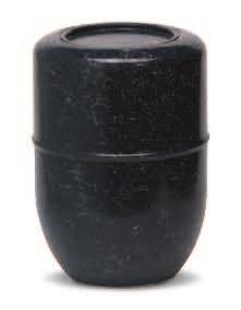 Urna de cenizas - Acero inox Pintada Azul