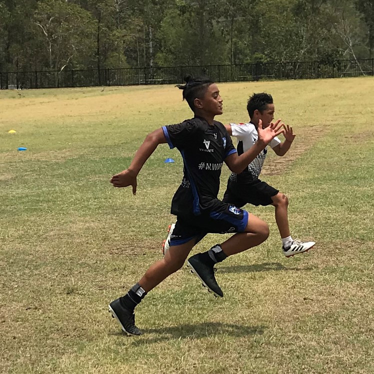 The Rugby Speed Coach | Fast Rugby Players