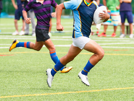 How to be explosive off-the-mark on the rugby field