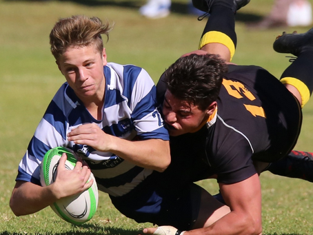 3 ways to improve your speed on the rugby field