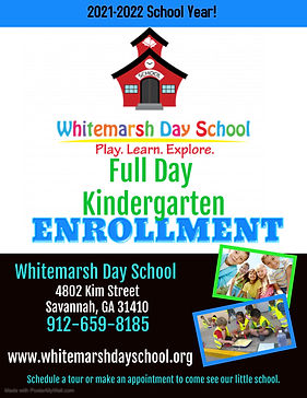 Copy of Preschool Flyer - Made with Post