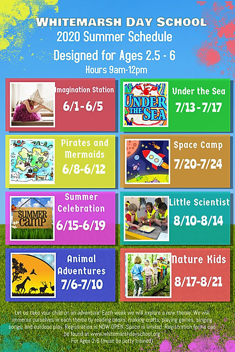 Copy of Kids Upcoming Events Flyer Templ