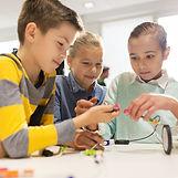 education, children, technology, science