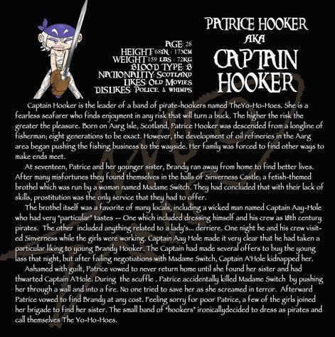 Captain Hooker