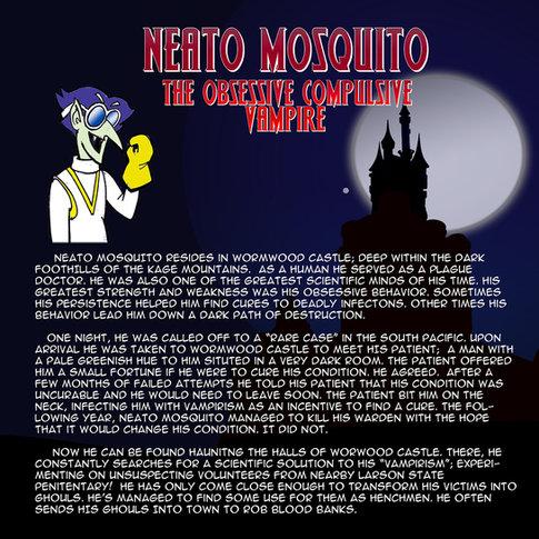 Neato Mosquito