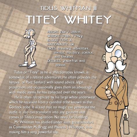 Titey Whitey