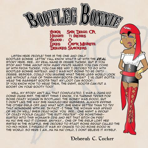 Bootleg Bonnie