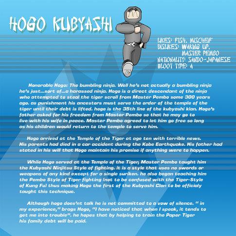 Hogo Kubyashi