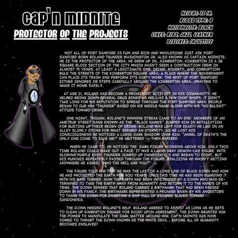 Captain Midnite