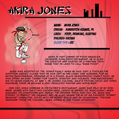 Akira Jones