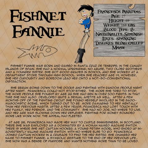 Fishnet Fannie