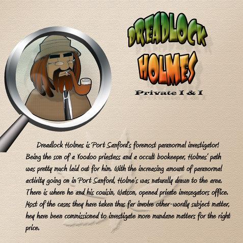 Dreadlock Holmes